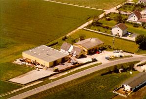 Unser Unternehmen im Jahr 1976